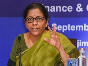 Fm Nirmala Sitharaman Announces Rs 1 45 Lakh Crore Package Cuts Corporate Tax