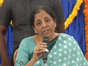 No Bank Will Be Closed No Employee Removed Sitharaman Allays Fears On Merger Of Psb