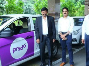 Cab Hailing Service Prydo Launched In Hyderabad