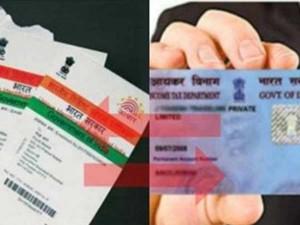 Deadline To Link Pan With Aadhaar Extended To December
