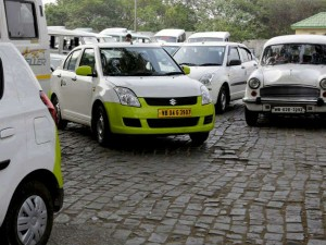 Uber Ola Cabs To Go Off The Roads On Oct 19 In Telangana