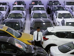 Car Sales Continue Downhill Trip In September