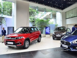 Festive Cheer For Auto Companies Car Sales Pick Up