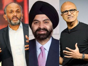 Three Indian Origin Ceos Feature In Harvard Business Reviews Top 10 Best Performing Ceos