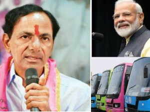 Nobody Can Save Tsrtc Cm Kcr Rejects Proposal For Merger With Govt