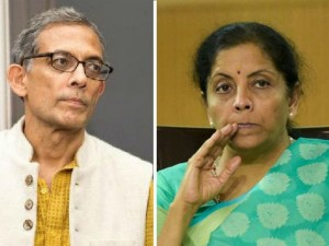 Nirmala Sitharaman Was My Contemporary In Jnu Says Abhijit Banerjee