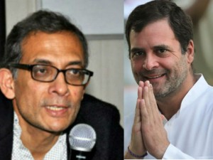 Abhijit Banerjee One Of The Advisors To Congress On Its Ambitious Nyay Scheme
