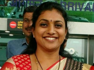 Apiic Chairman Roja Salary Rs 2 Lakh