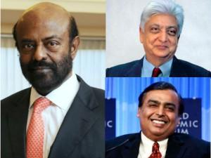 Shiv Nadar Top Philanthropist In India Premji Replaces Mukesh Ambani At Second Spot
