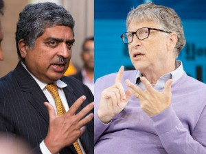 India Has Potential For Very Rapid Economic Growth Bill Gates