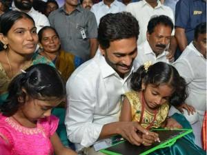 Amma Vodi Scheme In Andhra Pradesh