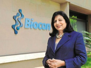 Where Is The Time To Run Business Says Biocon Chief Kiran Mazumdar Shaw