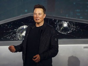 Tesla S Share Price Fall After Its Cybertruck S Shatterproof Windows Break In A Demo