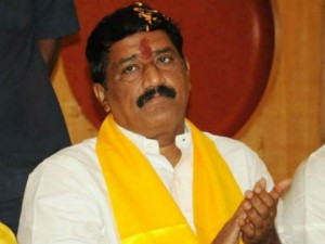 Former Ap Minister Ganta Srinivasa Rao Assets To Be Auctioned