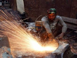 Industrial Production Contracts By 4 3 Percent In September
