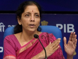 Indian Economy Currently Facing Challenges Nirmala Sitharam
