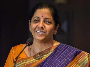Fm Nirmala Sitharaman Says Air India Bpcl To Be Sold By March
