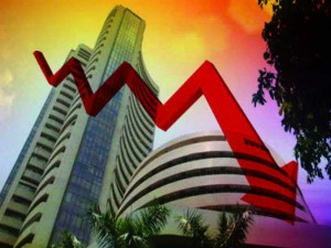 Sensex Nifty Open Weak As Moody S Cuts India S Rating Outlook To Negative