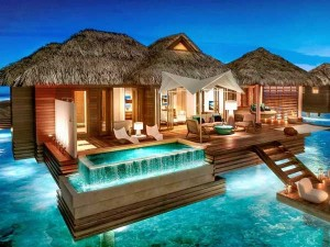 The Luxury Of Maldivian Water Villas May Soon Be Experienced In India