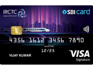 Irctc Sbi Card Get Up To 10 Cashback On Railway Bookings Complimentary Insurance Cover