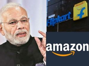 Cait Seeks Action Against Flipkart Amazon For Fdi Norms Violation