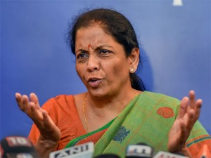 Global Companies Evinced Interest To Shift Base From China To India Sitharaman