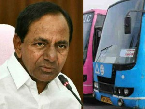 Hiked Tsrtc Fare To Be Effective From Tomorrow