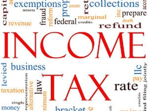 Sc Garg Favours 4 Rate Income Tax Structure Without Cess