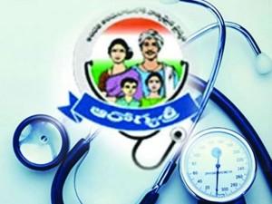Ap Cm Ys Jagan Inaugurates Aarogyasri Scheme Induct 1