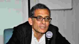 Fiscal Deficit Already Breached Abhijit Banerjee On Budget