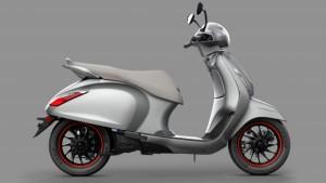 Bajaj Auto Introduced Bajaj Chetak Electrical Scooter