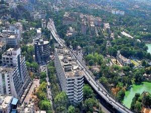Hyderabad Tops In Office Space Deals