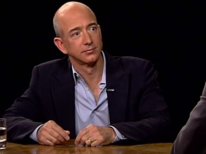 Jeff Bezos Go Back Traders Protesting As Amazon To Invest 1 Billion