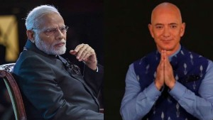 Narendra Modi Rejected Jeff Bezos Appointment