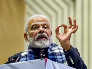 Prime Minister Narendra Modi Seeks Suggestions On Budget
