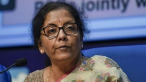 Why Nirmala Sitharaman Was Absent At Pm Modi S Meeting With Economists At Niti Aayog