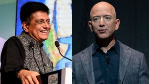 Amazon S 1 Bn Investment Not A Favour For India Piyush Goyal