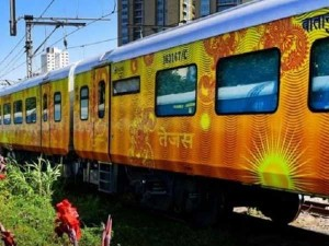 Second Tejas Express To Be Flagged Off In January