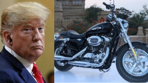 Harley Motorcycles To Be Benifitted With New Tariff Classifcation Ahead Of Trump Visit