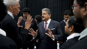 Anand Mahindra To Continue As M M Executive Chairman Till Next Year