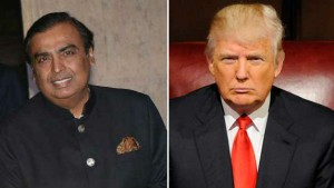 You Have Done A Great Job On 4g Energy Trump To Mukesh Ambani