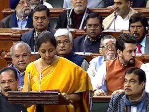 Budget 2020 Nirmala Sitharaman Unable To Complete Budget Speech Tables Last 2 Pages