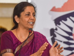 Economy Not In Trouble Fm Nirmala Sitharaman