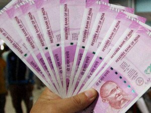 Rs 500 Notes To Push Rs 2 000 Out In Mega Atm Reboot