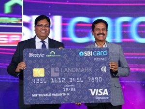 Sbi Card Launches Three Co Branded Credit Cards