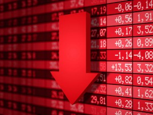 Sensex Falls 100 Points Nifty Tests 12 100 Vodafone Idea To Pays Rs 1000 Crore