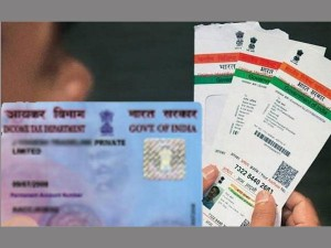 Link Pan With Aadhaar By The End Of This Month