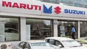 February Auto Sales Maruti Suzuki S Sales Falls 1 Percent