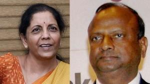 Nirmala Flays Heartless Sbi Inefficient Chief In Leaked Audio Aiboc Slams