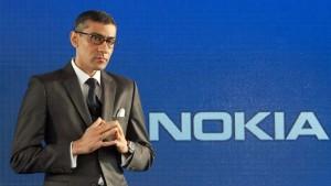 Nokia Ceo Rajeev Suri Is Stepping Down